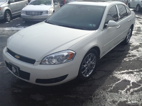 2007 Chevrolet Impala for sale in Old Forge, PA