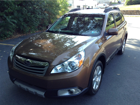 2012 Subaru Outback for sale in Old Forge, PA