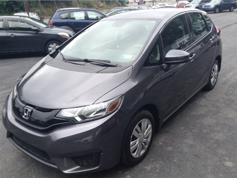 2015 Honda Fit for sale in Old Forge, PA