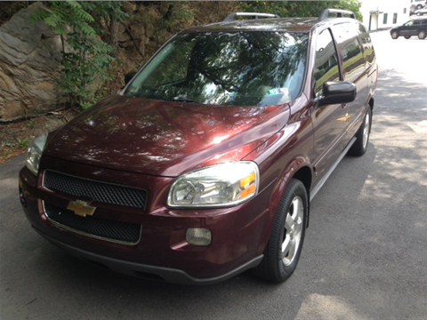 2008 Chevrolet Uplander for sale in Old Forge, PA