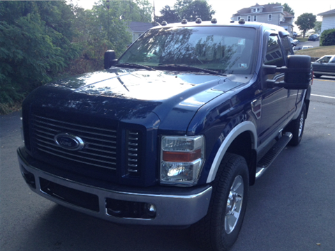 2008 Ford F-350 Super Duty for sale in Old Forge, PA