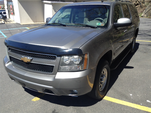 2007 Chevrolet Suburban for sale in Old Forge, PA