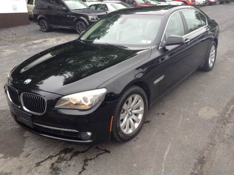 2011 BMW 7 Series for sale in Old Forge, PA