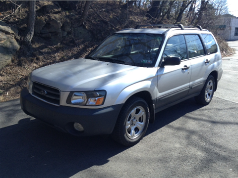 2003 Subaru Forester for sale in Old Forge, PA