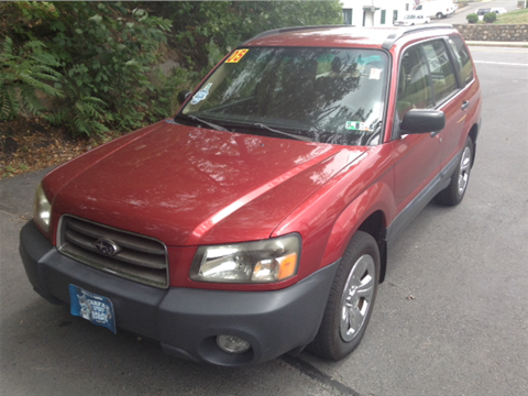 2005 Subaru Forester for sale in Old Forge, PA