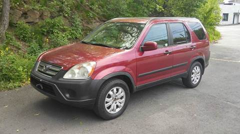 2005 Honda CR-V for sale in Old Forge, PA