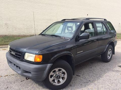 1999 Isuzu Rodeo for sale in Fuquay Varina, NC