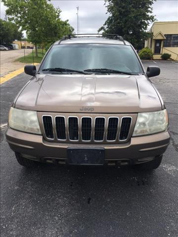 2001 Jeep Grand Cherokee for sale in Fuquay Varina, NC