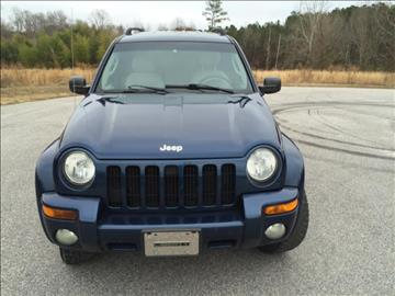 2004 Jeep Liberty for sale in Fuquay Varina, NC