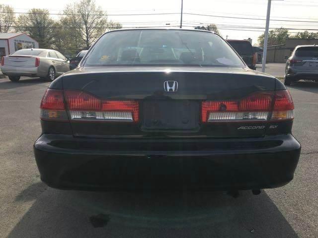 2002 Honda Accord EX 4dr Sedan - Tonawanda NY