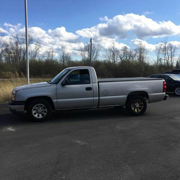 2005 Chevrolet Silverado 1500 Base 2dr Standard Cab Rwd LB - Tonawanda NY