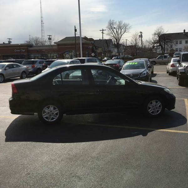 2005 Honda Civic Value Package 4dr Sedan - Tonawanda NY
