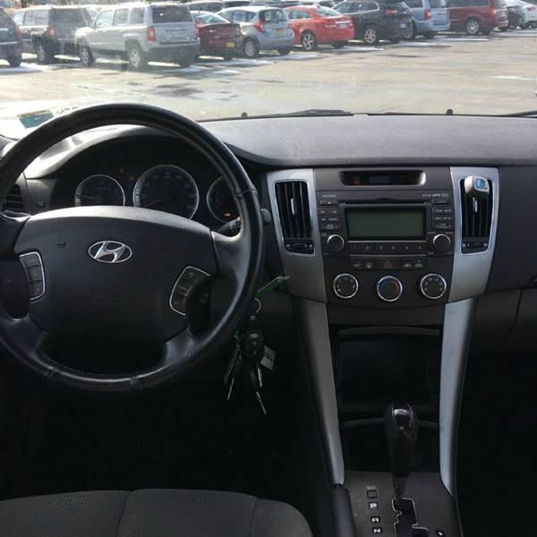 2009 Hyundai Sonata GLS V6 4dr Sedan - Tonawanda NY