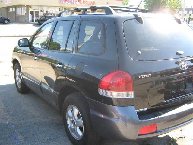 2006 Hyundai Santa Fe AWD Limited 4dr SUV - Tonawanda NY