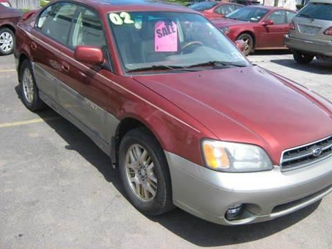 2002 Subaru Outback for sale in Tonawanda, NY