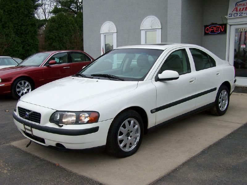 volvo s60 2002 white. 2002 volvo s60 24 4dr sedan smyrna de white