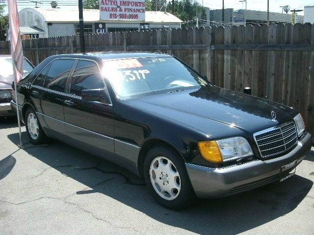 Used cars for sale in los angeles california for 1993 mercedes benz 400sel for sale