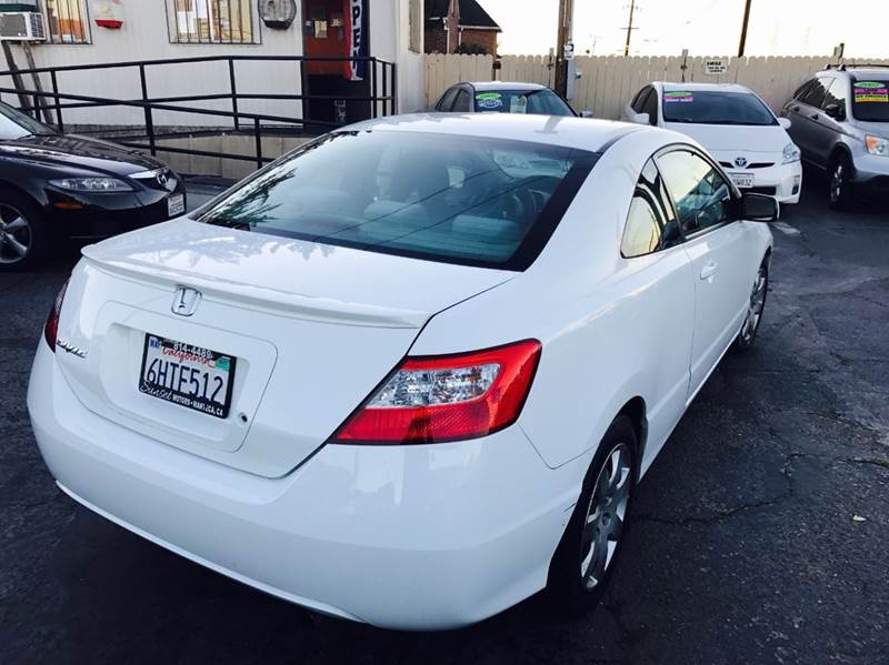 2009 honda civic lx 2dr coupe 5a in manteca ca sunset motors contact publicscrutiny Choice Image