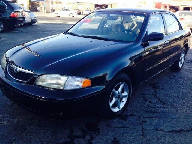 1999 Mazda 626 LX   Manteca CA