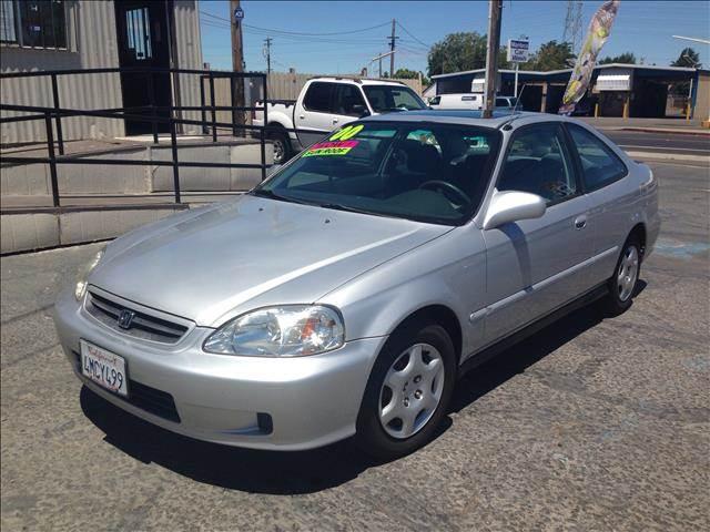 2000 Honda Civic EX 2dr Coupe   Manteca CA