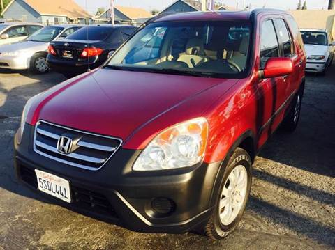 2006 Honda CR-V for sale in Manteca, CA