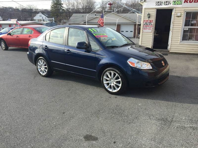 Worksheet. 2011 Suzuki Sx4 LE Anniversary Edition 4dr Sedan In Middletown NY