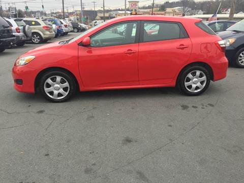 2010 Toyota Matrix for sale in Middletown, NY