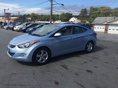 2012 Hyundai Elantra for sale in Middletown, NY