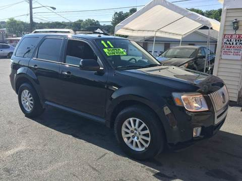 2011 Mercury Mariner for sale in Middletown, NY