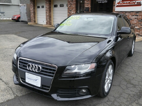 Audi A4 For Sale Aberdeen Sd