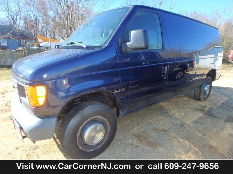 2005 Ford E-Series Cargo & Ford Used Cars financing For Sale Vineland Car Corner INC markmcfarlin.com