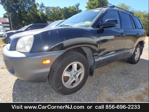 2002 Hyundai Santa Fe for sale in Vineland, NJ