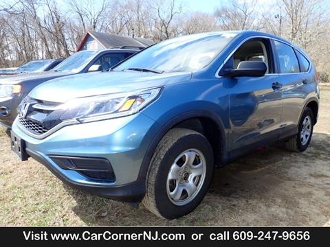 Honda Cr V For Sale In Vineland Nj Carsforsale Com