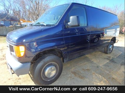 2005 Ford E-Series Cargo for sale in Vineland, NJ