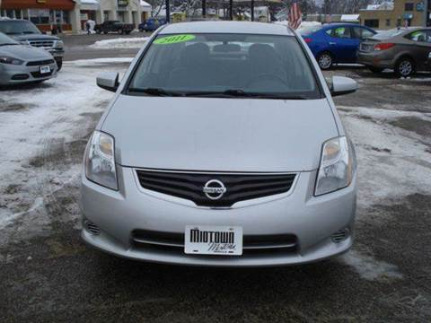 2011 Nissan Sentra for sale in Marshfield, WI