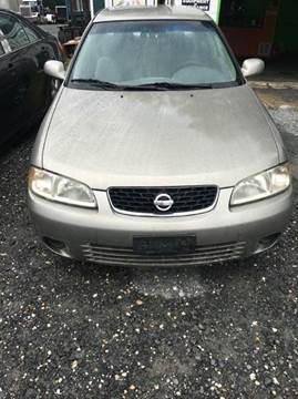 2003 Nissan Sentra for sale in Middletown, NY