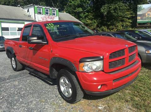 2004 Dodge Ram Pickup 1500 for sale in Middletown, NY