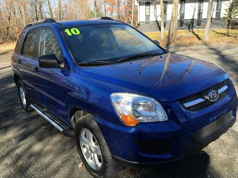 2010 Kia Sportage for sale in Middletown, NY