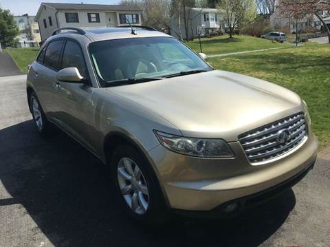 2005 Infiniti FX35 for sale in Middletown, NY