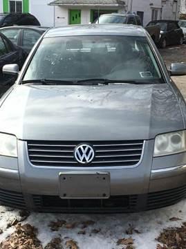 2003 Volkswagen Passat for sale in Middletown, NY