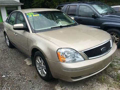 2005 Ford Five Hundred for sale in Middletown, NY