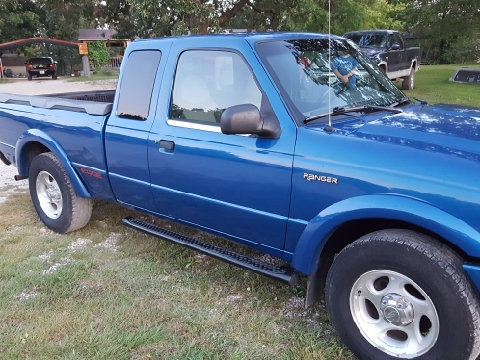 2001 Ford Ranger for sale in Macks Creek, MO