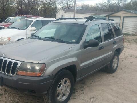 2001 Jeep Grand Cherokee for sale in Macks Creek, MO