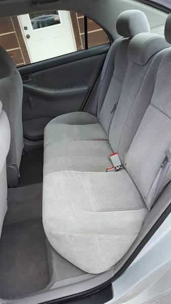 2006 Toyota Corolla CE 4dr Sedan w/Automatic - Custer SD