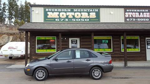 2006 Ford Focus for sale in Custer, SD