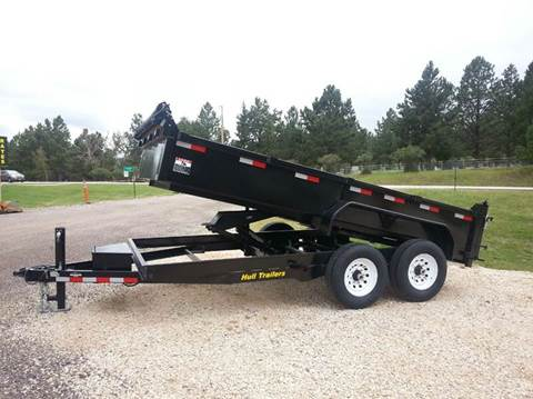 2015 Hull Trailers DX 14  2