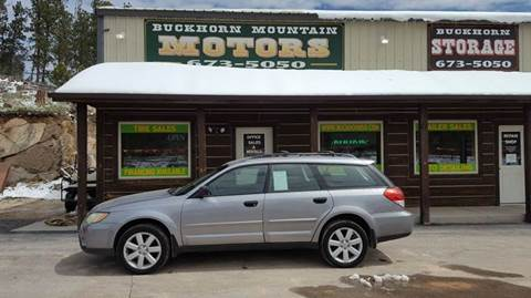 2009 Subaru Outback for sale in Custer, SD