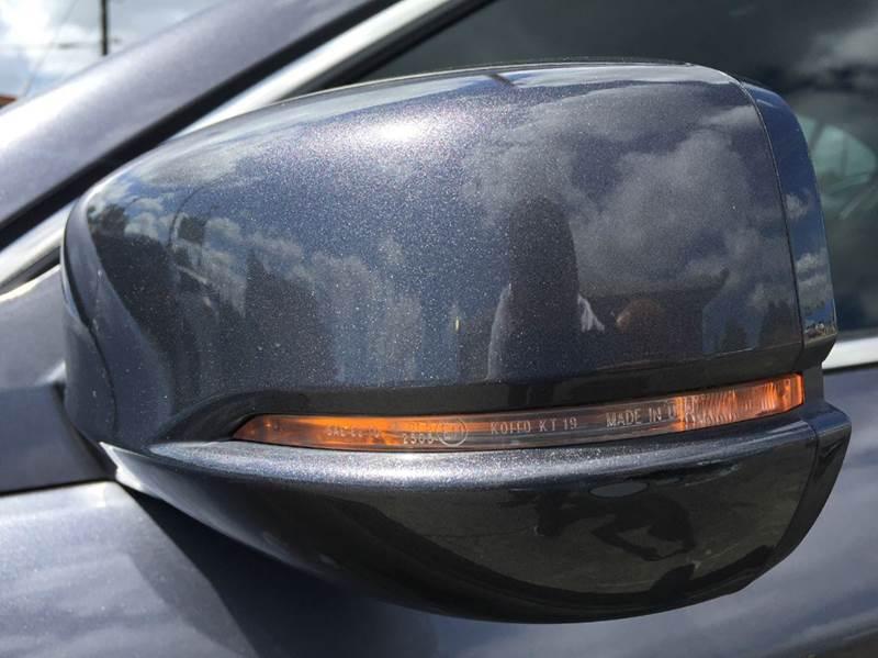 2014 Honda Accord EX-L 4dr Sedan - Arlington TX
