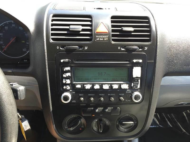 2006 Volkswagen Jetta 2.5 4dr Sedan w/Automatic - Arlington TX