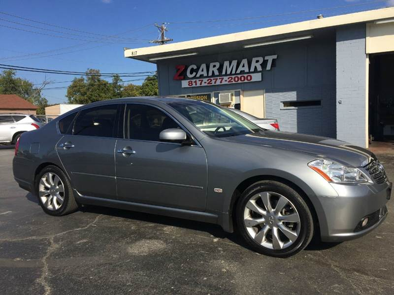 2007 Infiniti M35 Base 4dr Sedan - Arlington TX